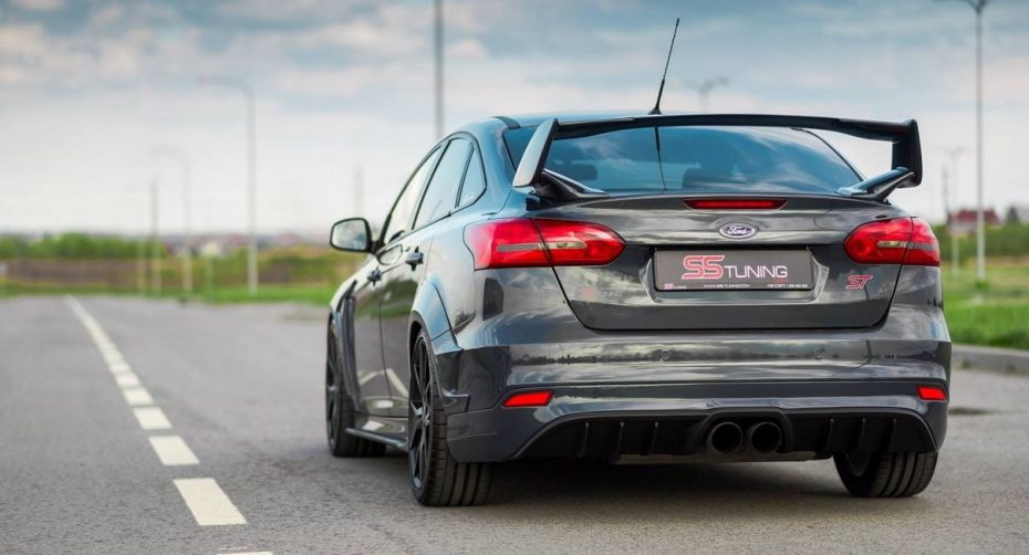 ¡Alerta de spoiler!: ¿Un Ford Focus ST con aires de Subaru WRX STI?