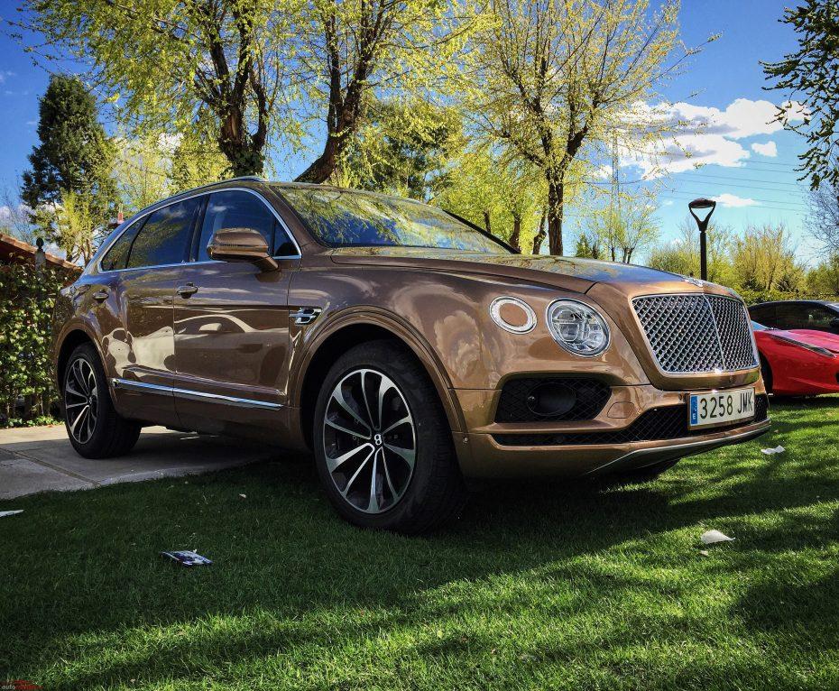¡Simplemente sensacional! Conocemos al Bentley Bentayga, el SUV más potente y exclusivo del planeta
