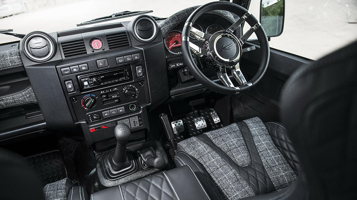 Land Rover Defender 'END' por Kahn (8)