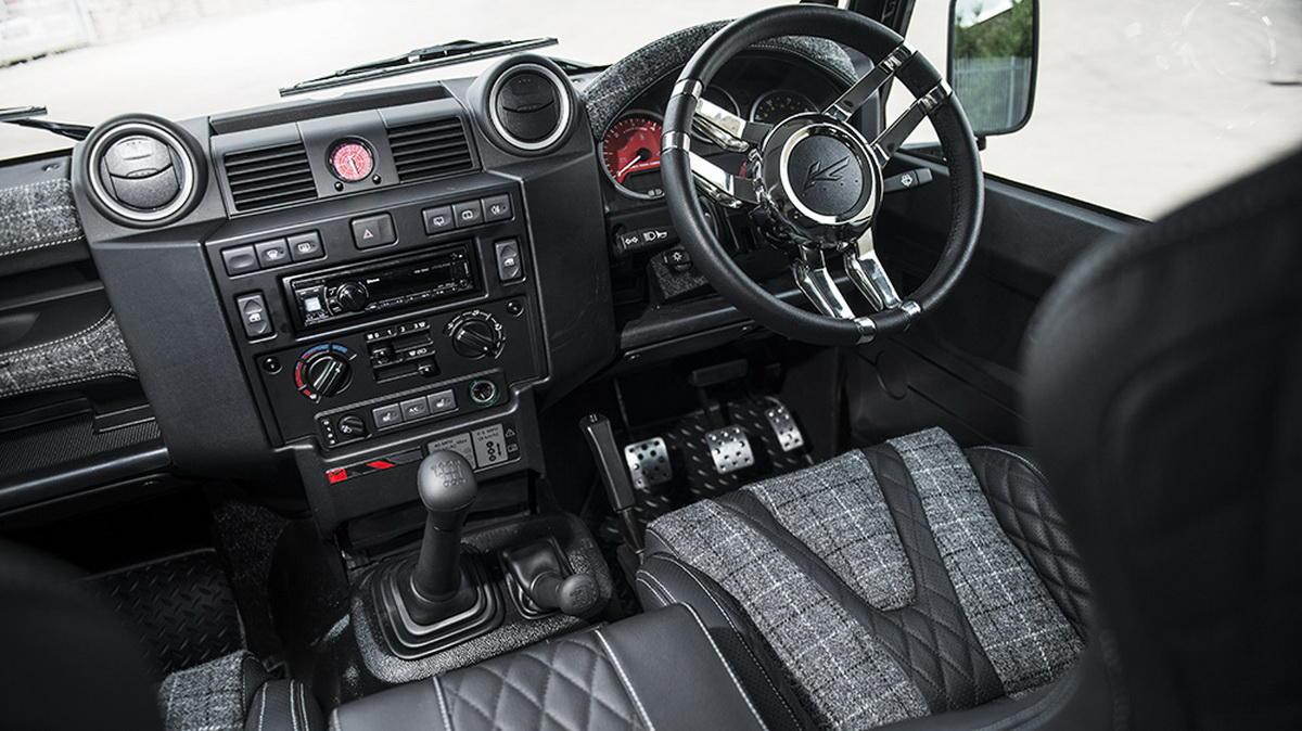 Land Rover Defender 'END' por Kahn (8)