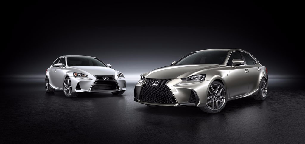 Lexus IS MY2017 (3)
