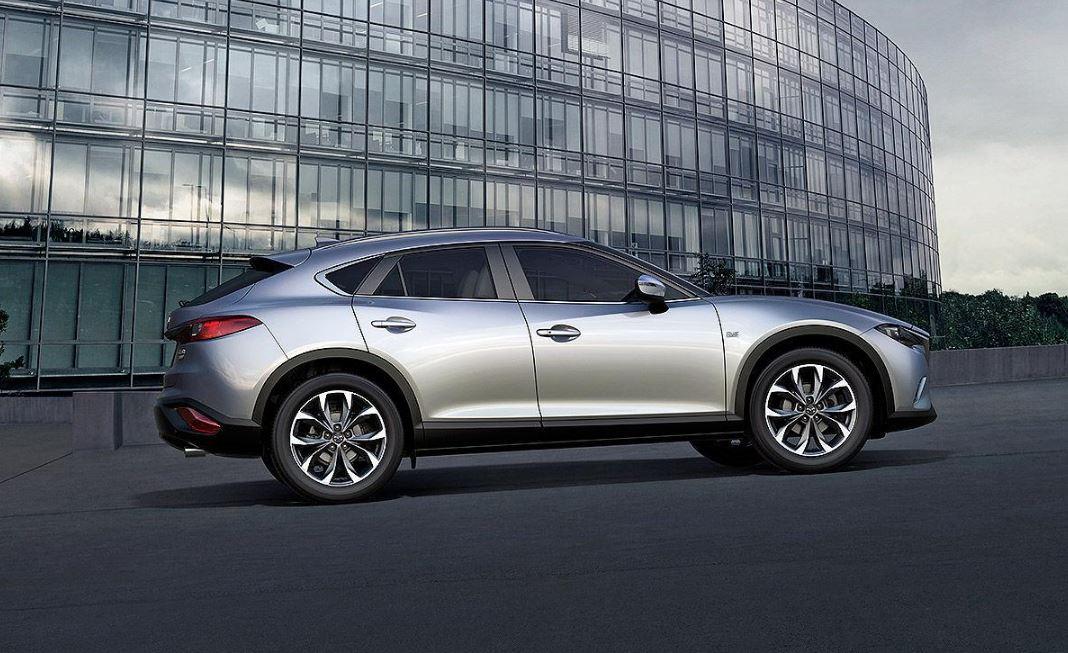 Así es el Mazda CX-4, la alternativa de SUV con rasgos de coupé Made in Japón y con destino a China