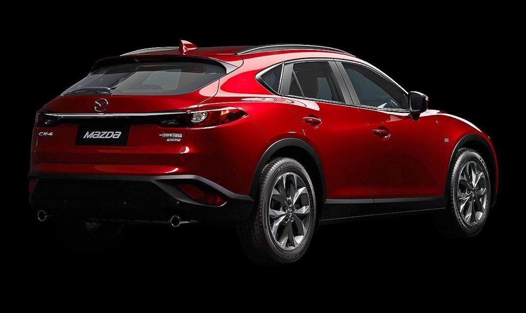 Mazda CX-4 4