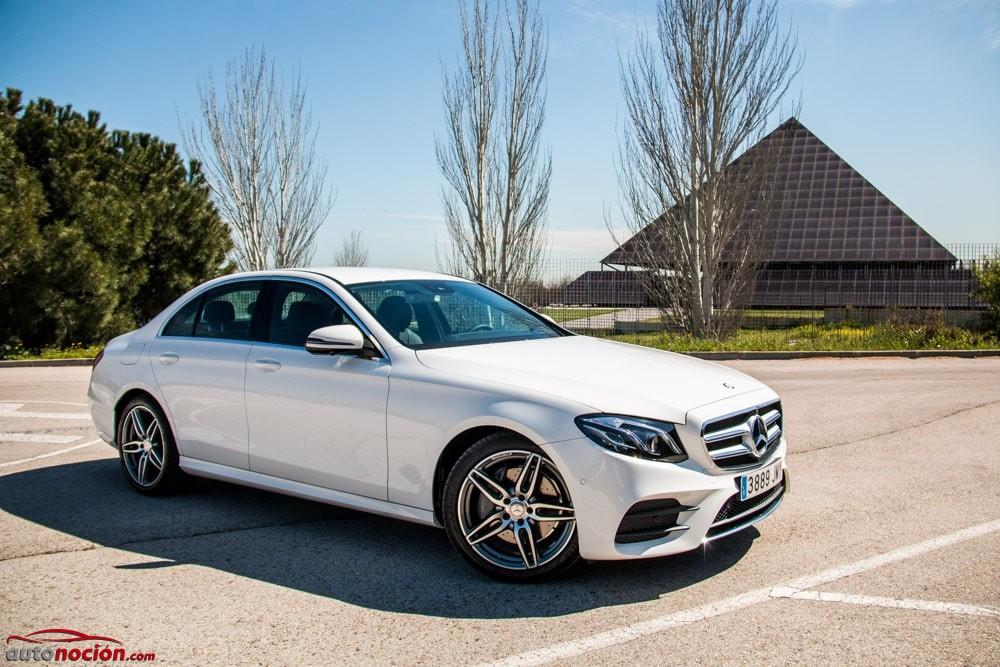 Contacto Mercedes-Benz Clase E 220d: La berlina media que superó en tecnología al mismísimo Clase S