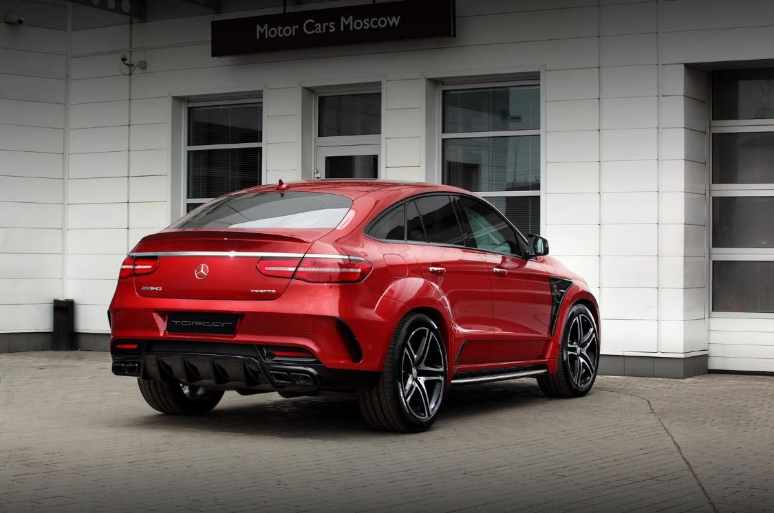 Mercedes-Benz GLE Coupe Infiierno (9)