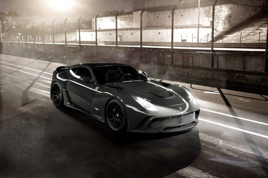 Novitec Rosso Ferrari F12 N-LARGO S: Efectivamente, el F12 más salvaje se podía mejorar