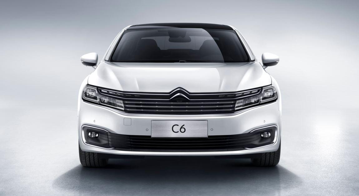 Así es el nuevo Citroën C6: No pinta nada mal, ¿verdad?