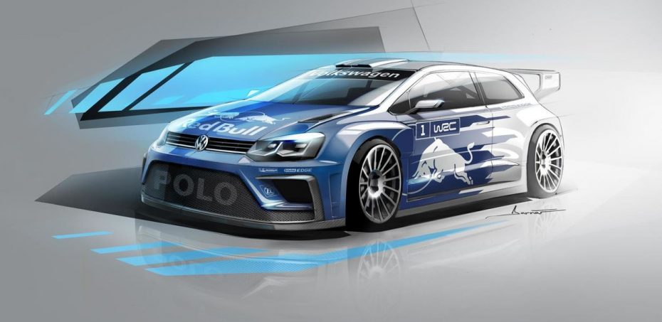 El Polo R WRC 2017 recibe un montón de mejoras y nada menos que 380 CV…