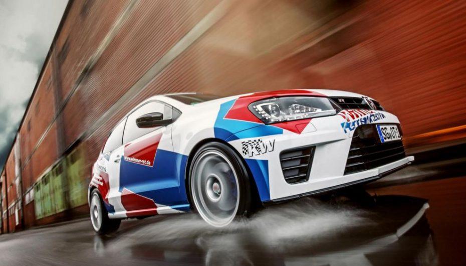 Ojo, el Polo R WRC 2.0 TSI ahora con 210 CV por litro: ¡¡¡Sí, 420 CV en total!!!