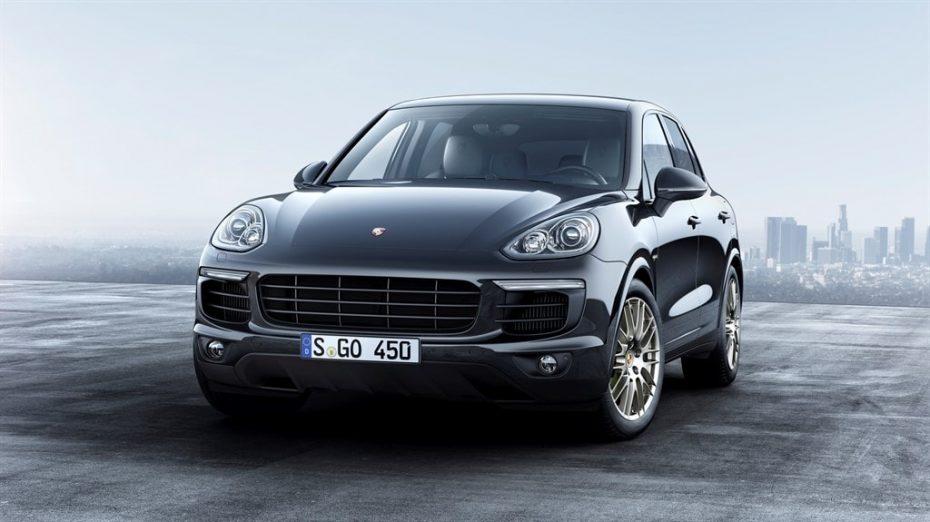 Porsche Cayenne Platinum Edition: Más deportividad y equipamiento a precios ajustados