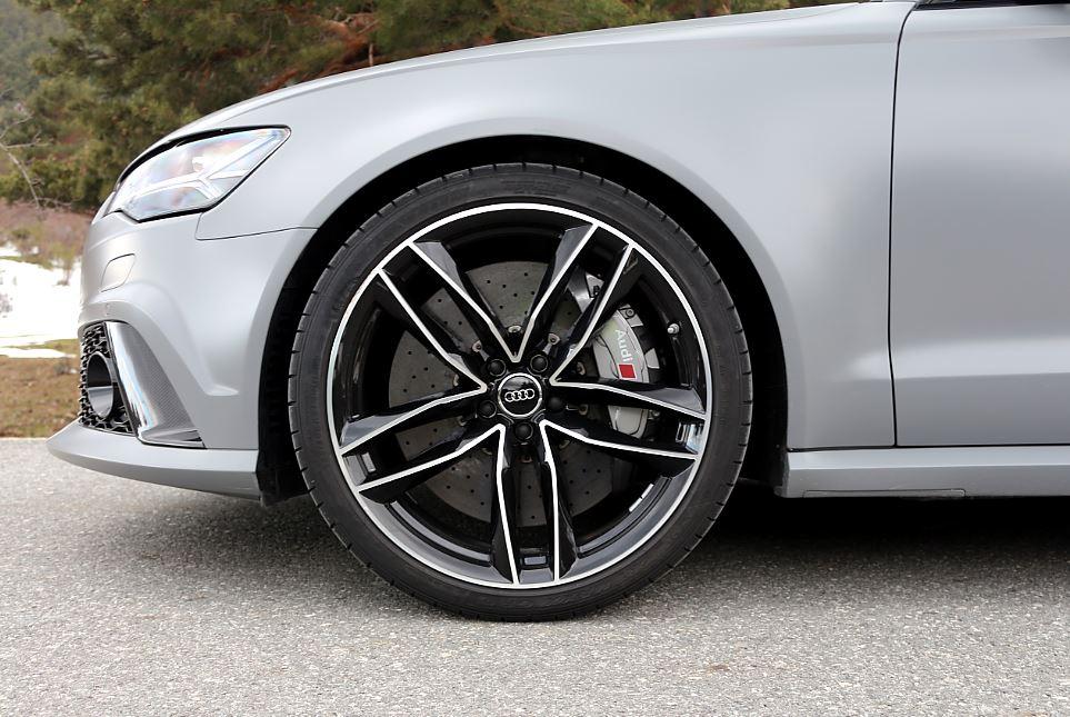 Prueba Audi RS6 12