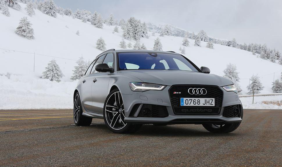 Prueba Audi RS6 15