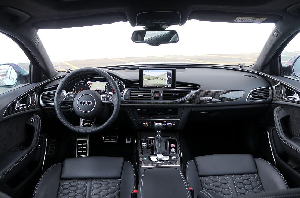 Prueba Audi RS6 24
