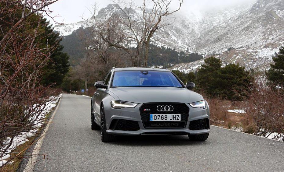 Prueba Audi RS6 Avant 4.0 TFSI 560 CV quattro: Un familiar deportivo de más de 165.500 euros…