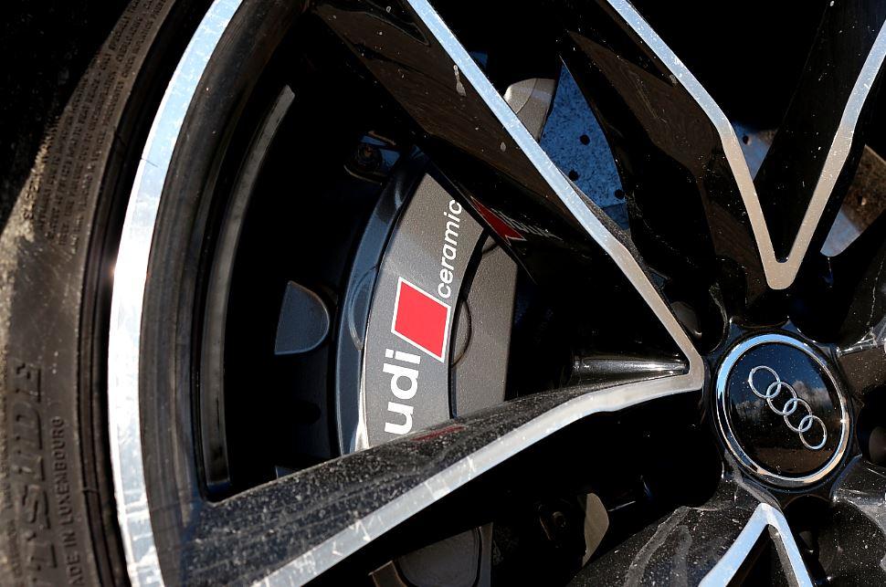 Prueba Audi RS6 62