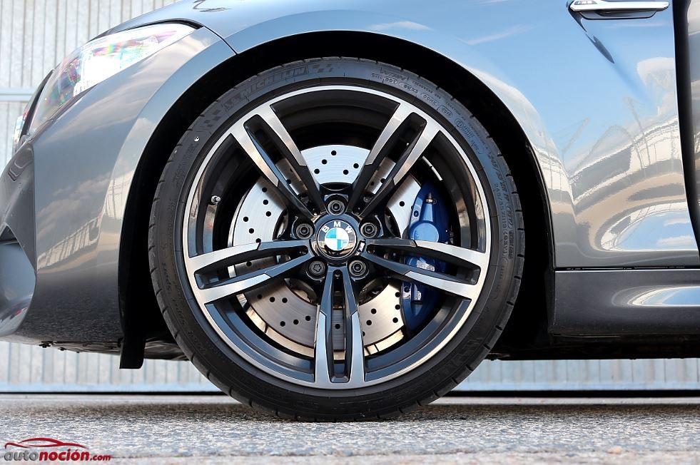 Prueba BMW M2 38