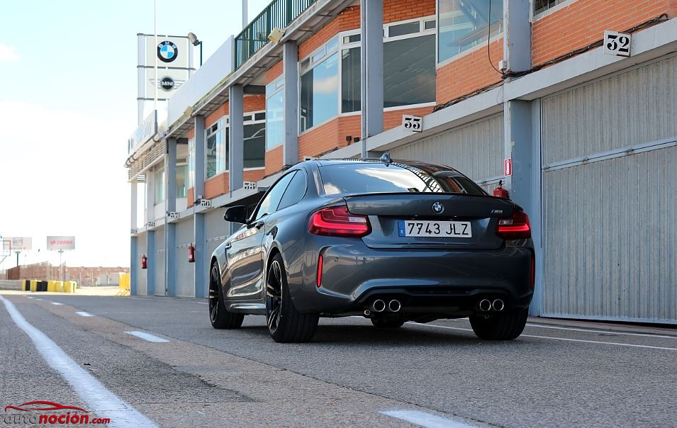 Prueba BMW M2 40