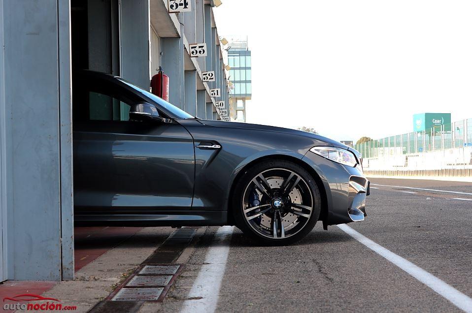 Prueba BMW M2 53