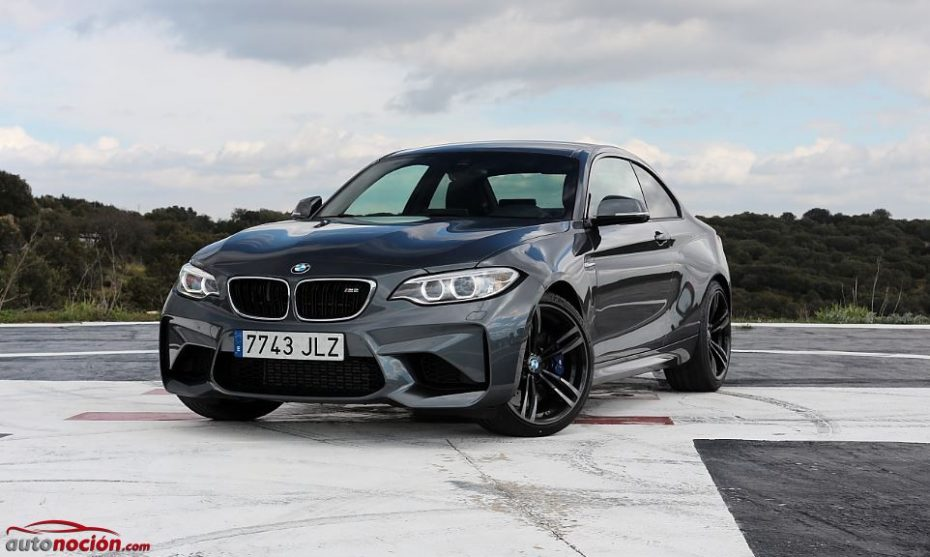 Contacto BMW M2 Coupé 370 CV y hasta 500 Nm de par: ¿Mejor que un BMW M4 Coupé?
