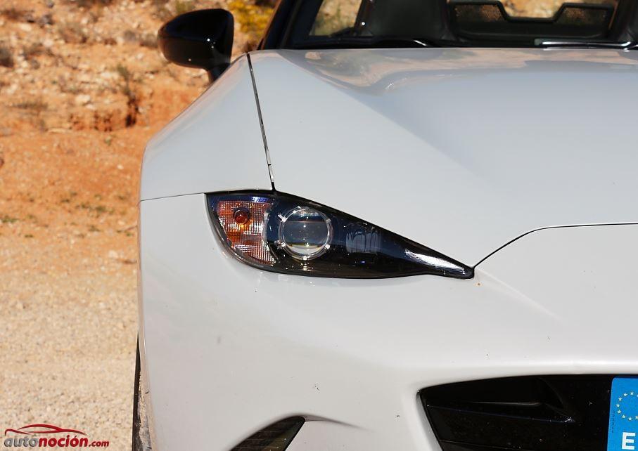 Prueba Mazda MX5 17