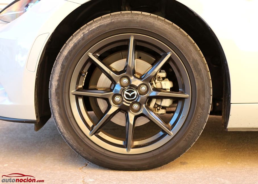 Prueba Mazda MX5 32
