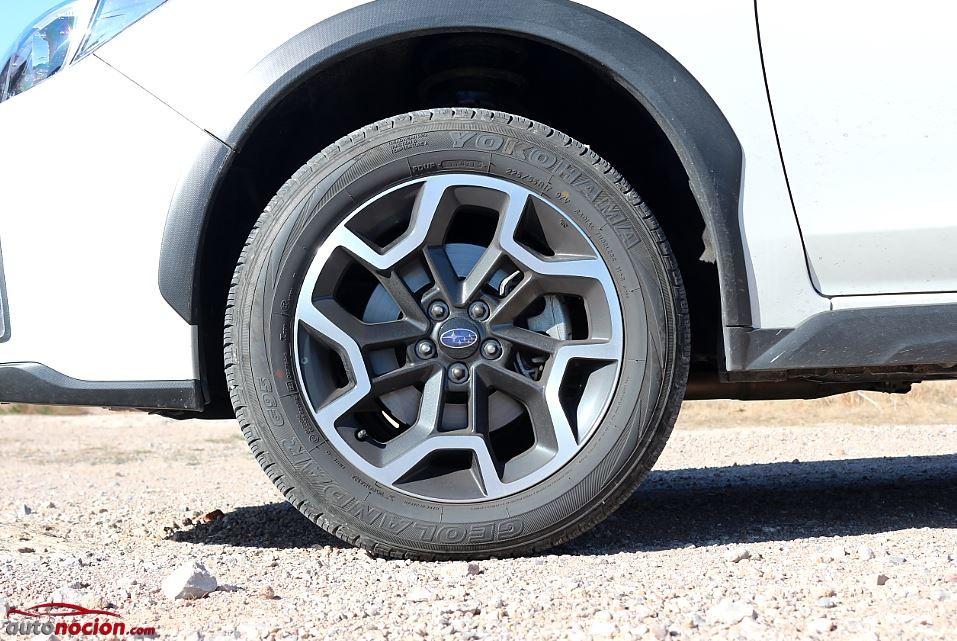 Prueba Subaru XV 12