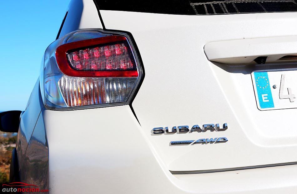 Prueba Subaru XV 20