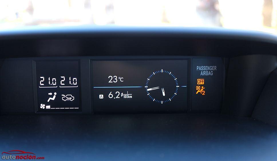 Prueba Subaru XV 31