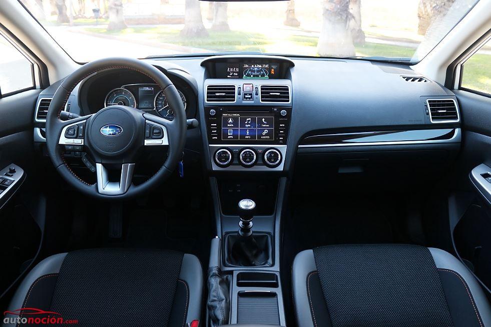 Prueba Subaru XV 42