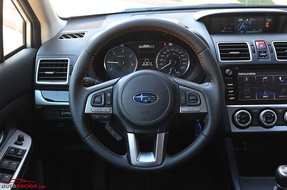 Prueba Subaru XV 43