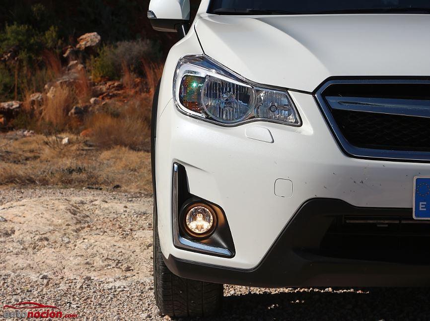 Prueba Subaru XV 6