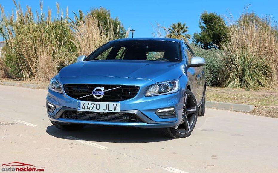 Prueba Volvo V60 R-Design Momentum D5 225CV: El familiar sueco continúa pisando fuerte…