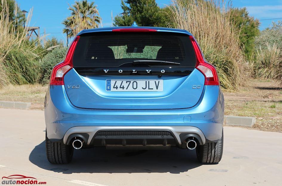 Prueba Volvo V60 R Design 10