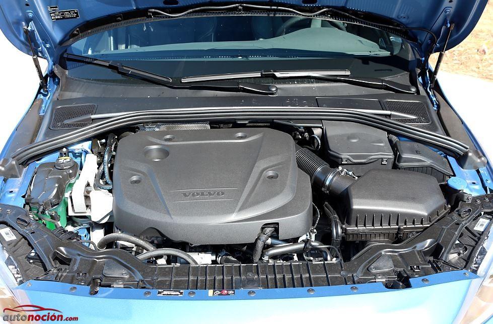 Prueba Volvo V60 R Design 3