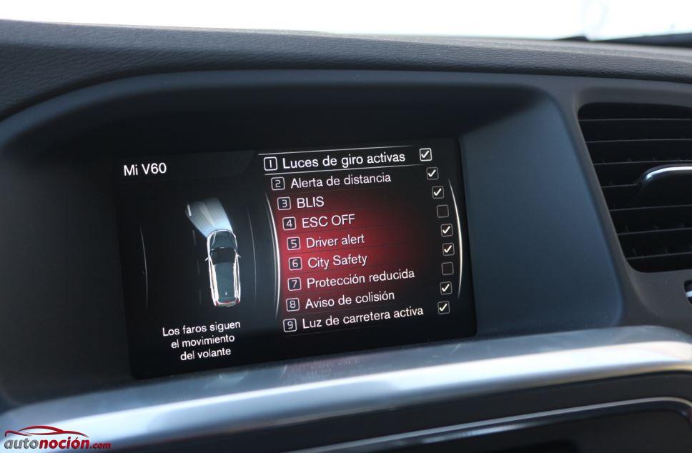 Prueba Volvo V60 R Design 48