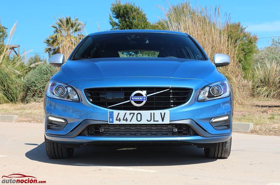 Prueba Volvo V60 R Design 5