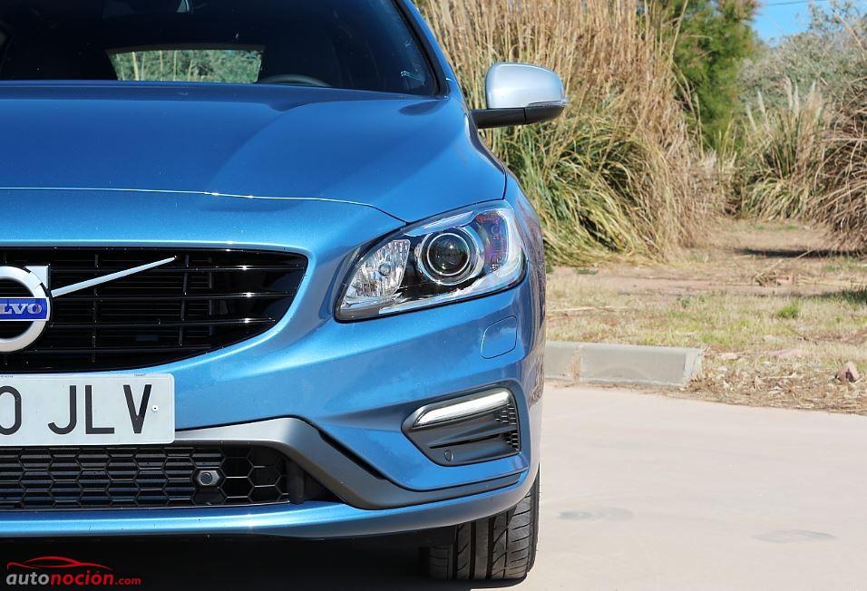 Prueba Volvo V60 R Design 6