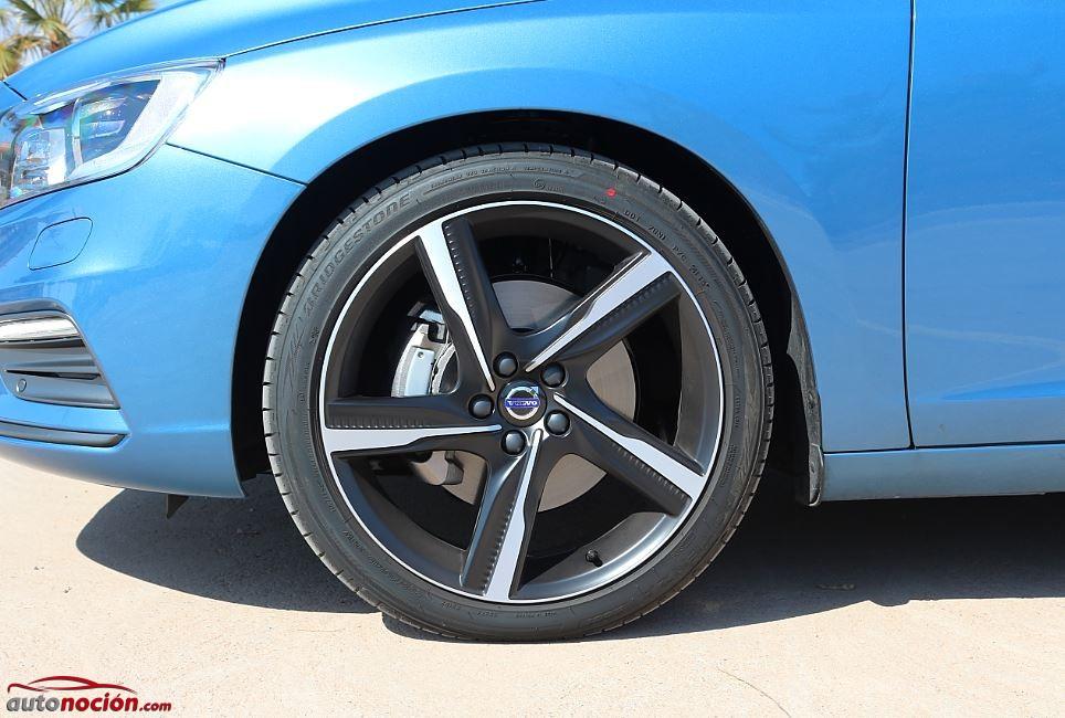 Prueba Volvo V60 R Design 9