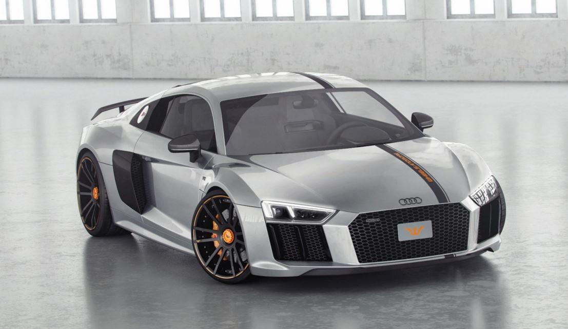 Wheelsandmore exprime al Audi R8 V10 Plus hasta los 850 CV y… agárrate que vienen curvas…
