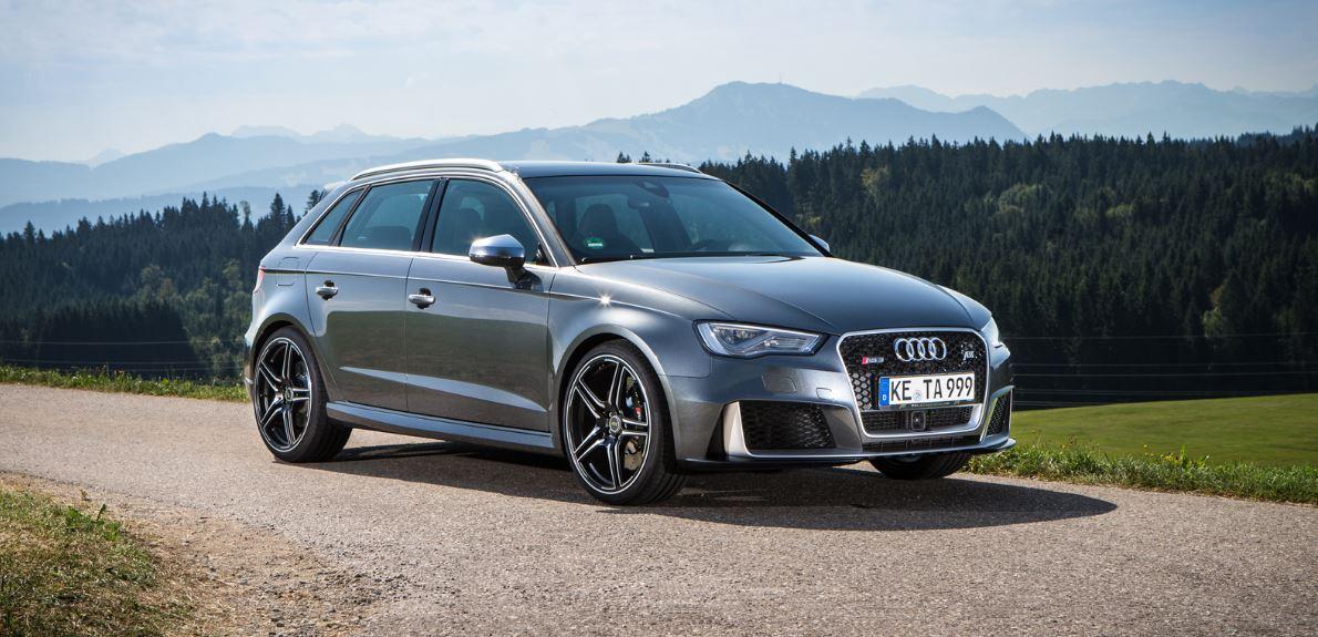 ¡Y ahora el Audi RS3 con 450 CV!, ¿el secreto?, un nuevo intercooler…