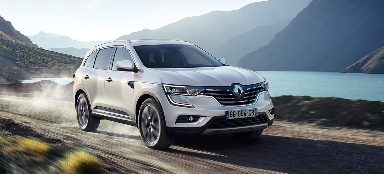 Renault elige Australia para el debut mundial del nuevo Koleos: Llega en agosto