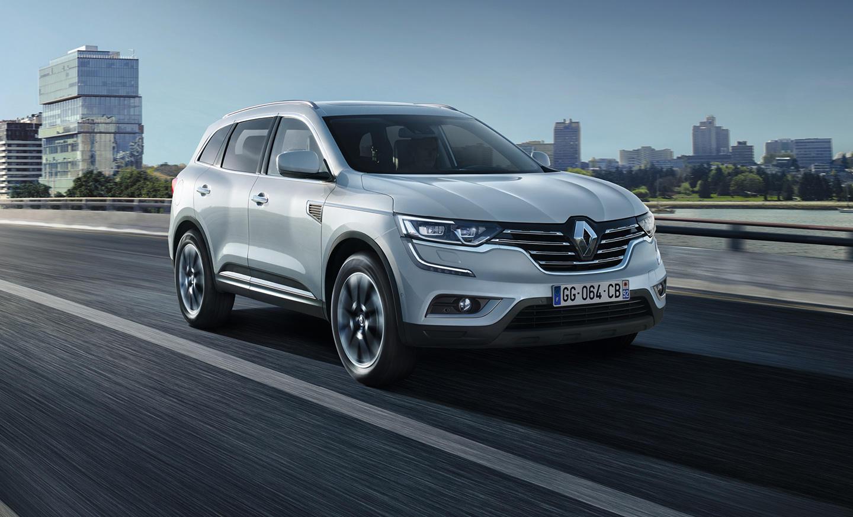 Nuevo Renault Koleos: Mucho más espacio y tecnología para arrasar a nivel global. Llegará en 2017