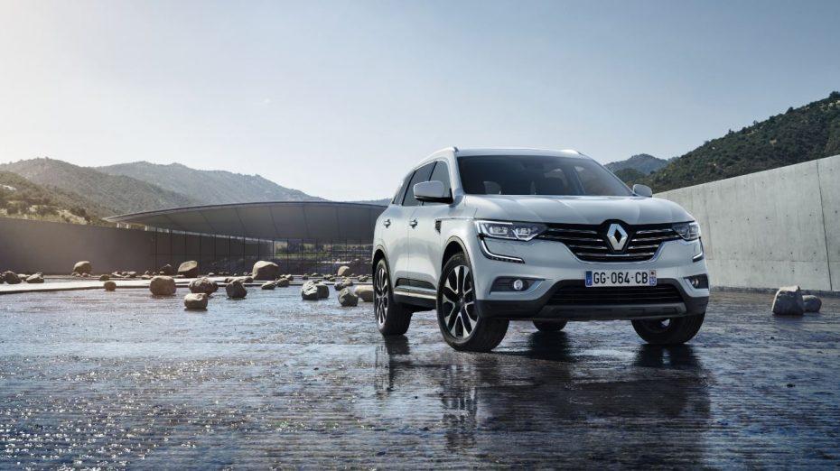 ¡Es oficial! Renault Koleos 2016: Un cambio tan radical como necesario