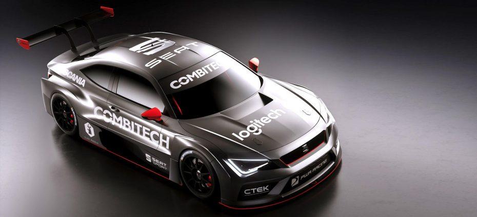 SEAT Leon STCC: El coupé de carreras que no nos importaría ver en nuestras carreteras