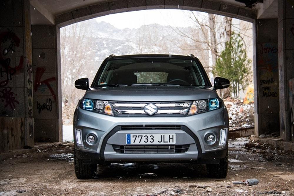 Suzuki Vitara 1.6L DDiS (1)