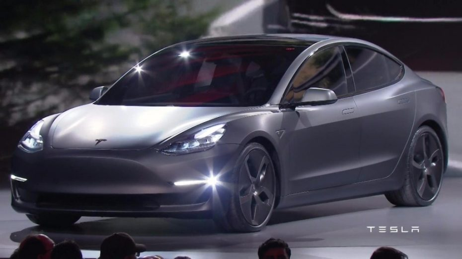 Tesla Model 3 ¿El coche más seguro del mundo? según un análisis hasta 10 veces más que un coche normal