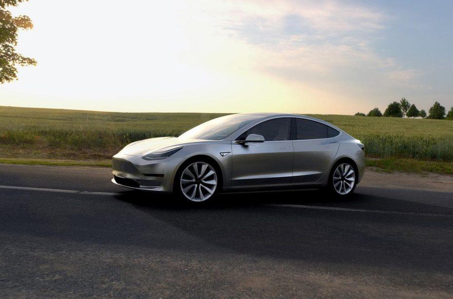 ¡Más detalles del Tesla Model 3 desvelados! de 0 a 100 en 5,6 segundos y hasta 100 configuraciones diferentes