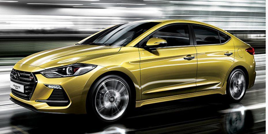 El Hyundai Elantra Sport ya es una realidad, con más de 200 CV bajo el capó