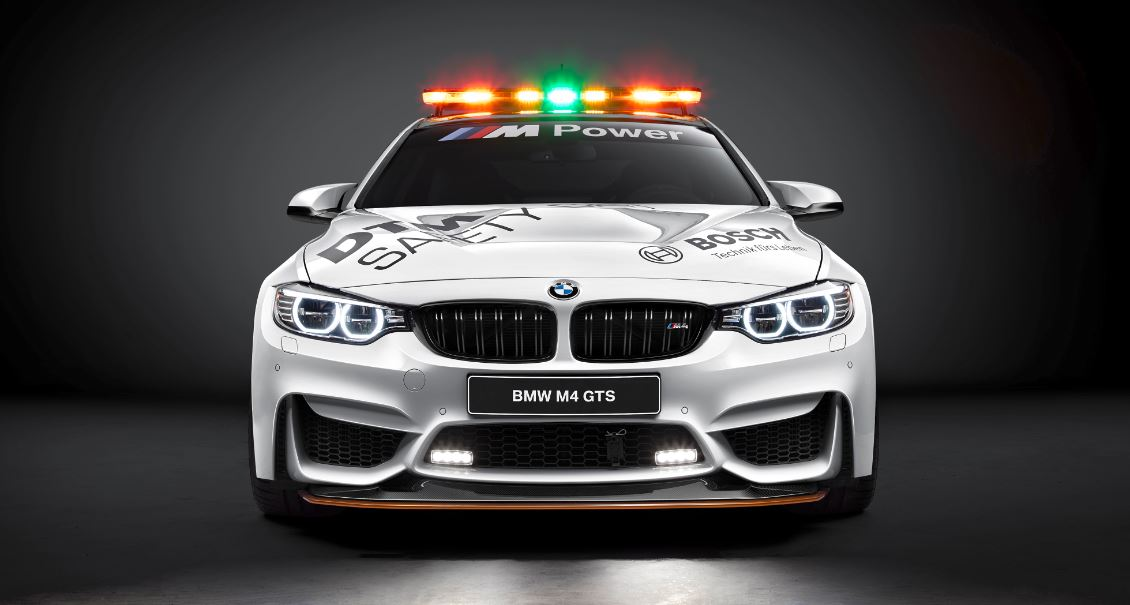 bmw m4 gts safety car 5