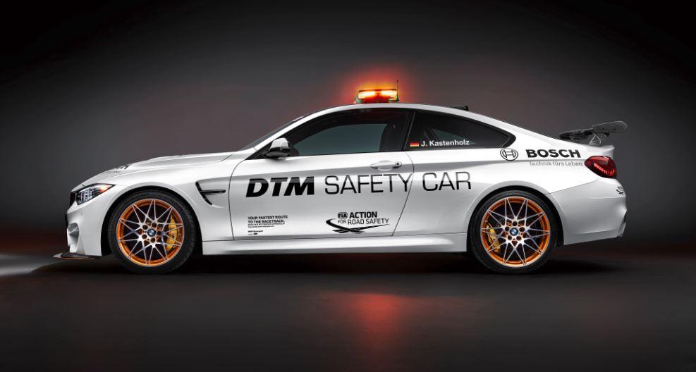bmw m4 gts safety car 9